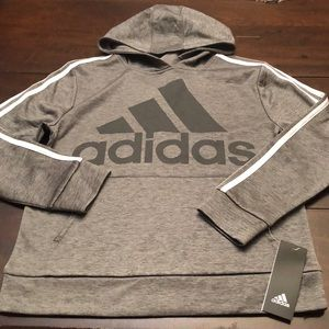 Adidas hoodie.  Size m.  New.